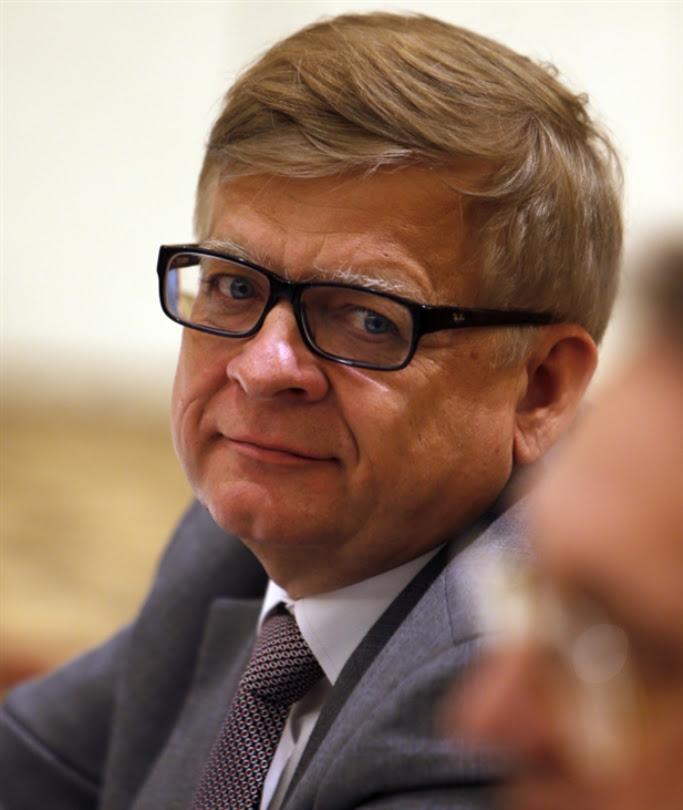 Russian Envoy to Lebanon, Alexander Zasypkin