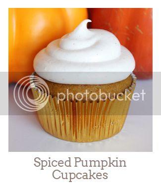 """""""Spiced Pumpkin Cupcakes"""""""