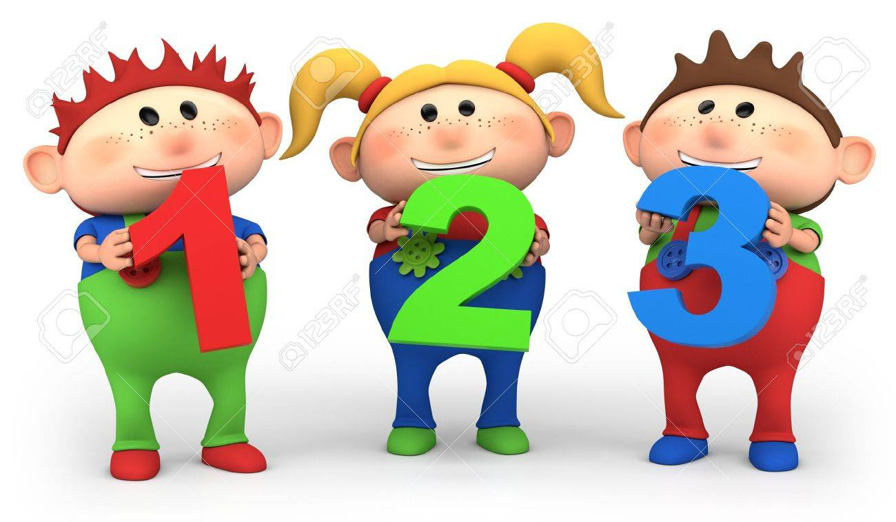 Resultado de imagen para numbers for kids