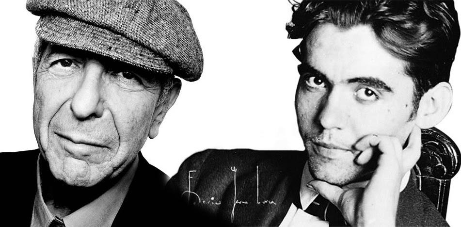 Lorca y Leonard Cohen
