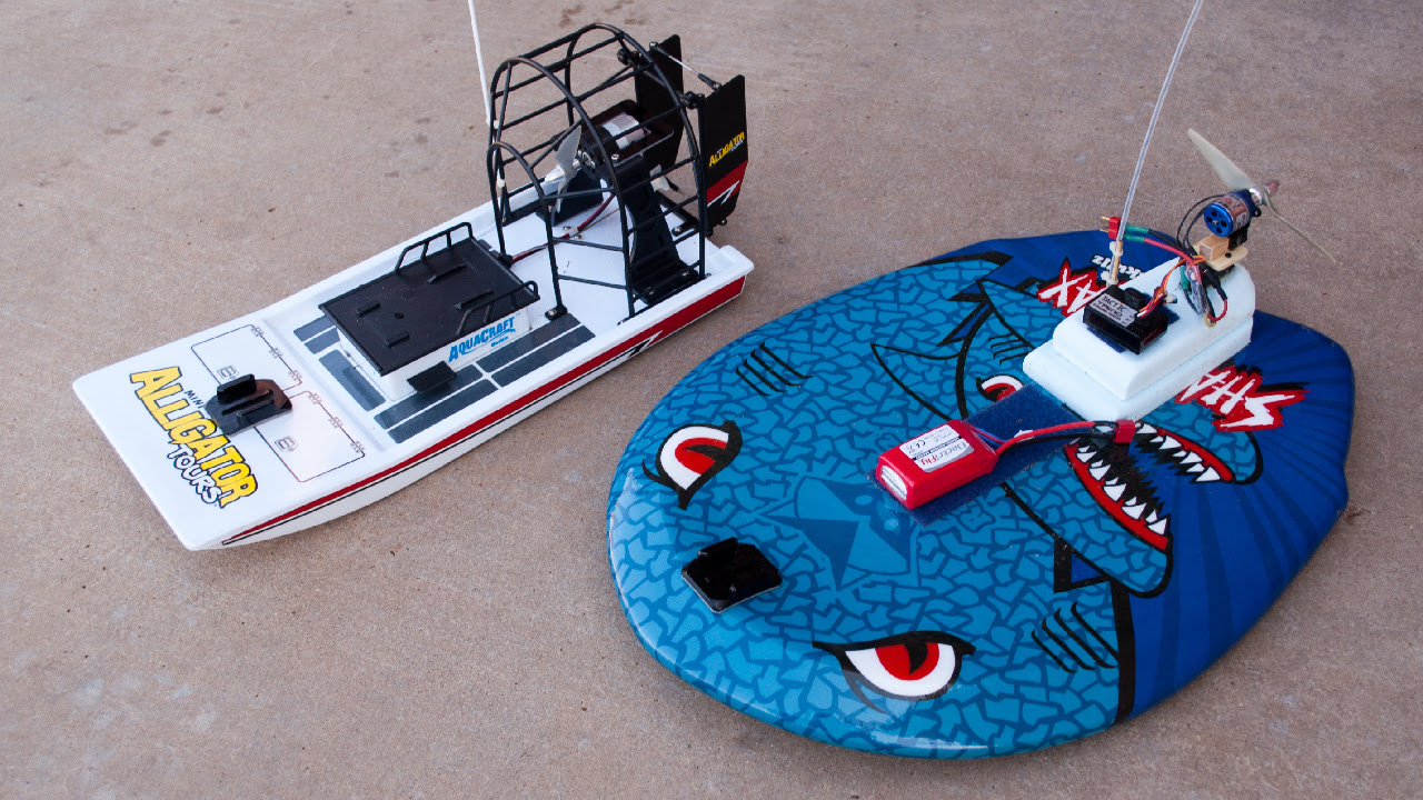 Diy Airboat Plans Narrow Boats For
