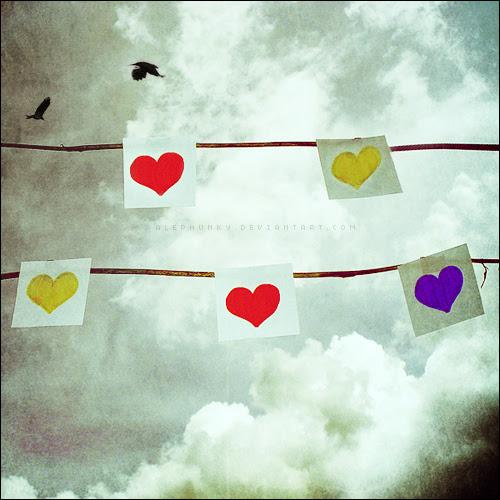 Love is in the air - Alephunkyen DeviantArt