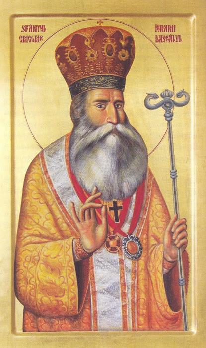 img ST. GREGORY the Teacher, of Vatopedi,