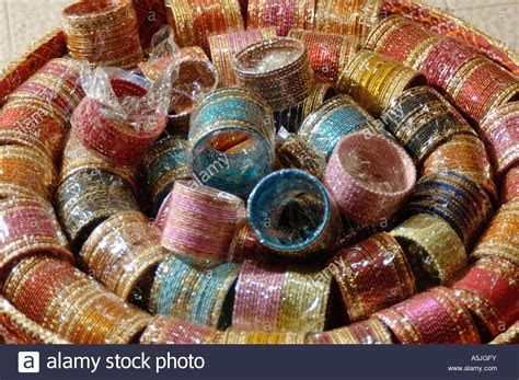 Plastic Bangles Display Stock Photos & Plastic Bangles