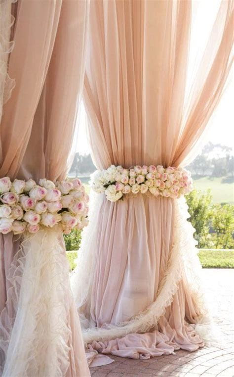 50 Romantic Blush Pink Wedding Color Ideas   Deer Pearl