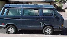 1990 Westy...What a great little van!  WE LOVE IT!!