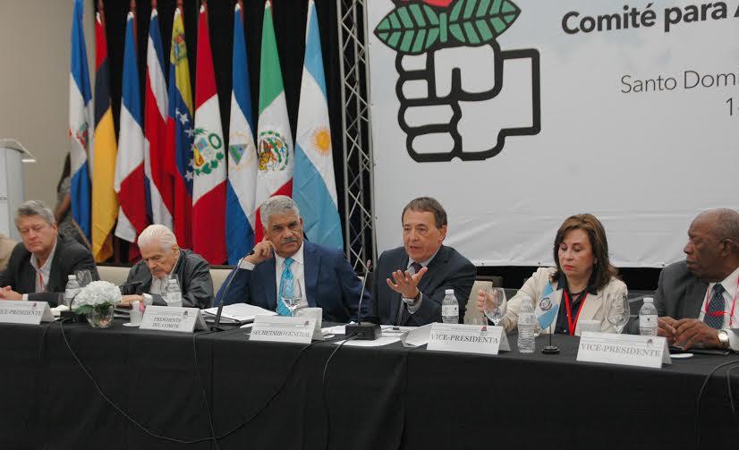 Internacional Socialista observará elecciones de la Rep. Dominicana