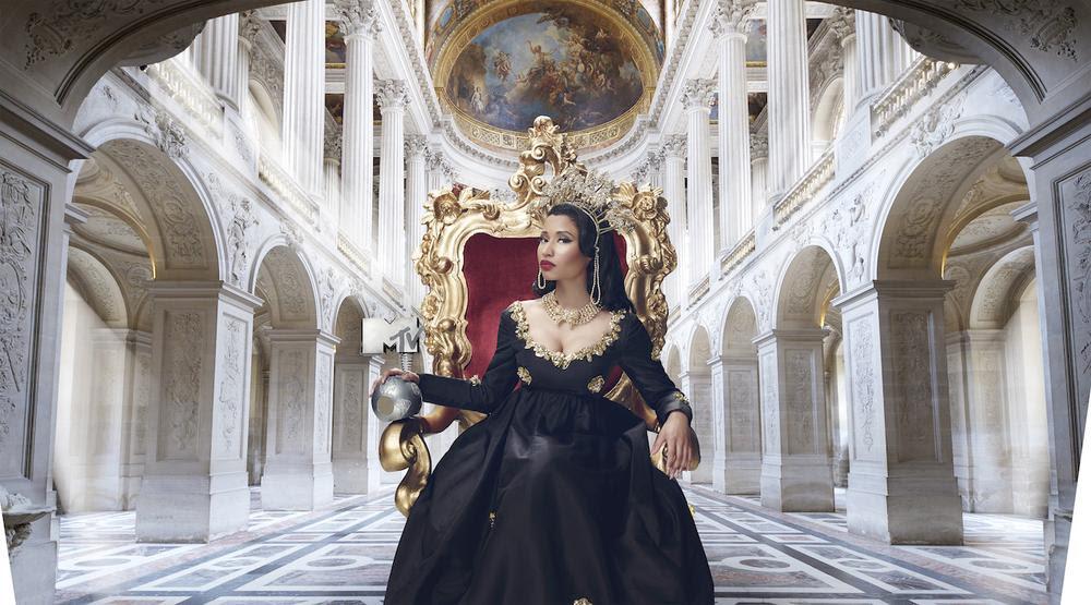 Nicki Minaj to host the 2014 MTV EMA in Glasgow