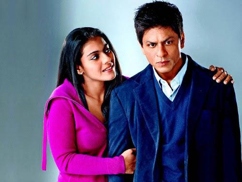 Shahrukh Khan & Kajol - shahrukh khan - dan-Kajol Photo