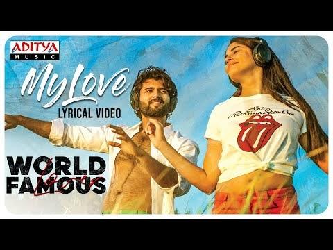 My Love Lyrics - World Famous Lover   Vijay Deverakonda