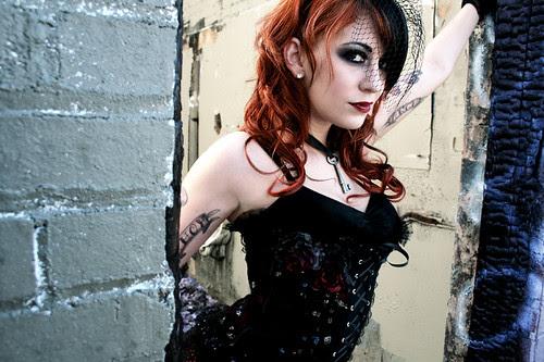 Dark Fusion & Red Hair