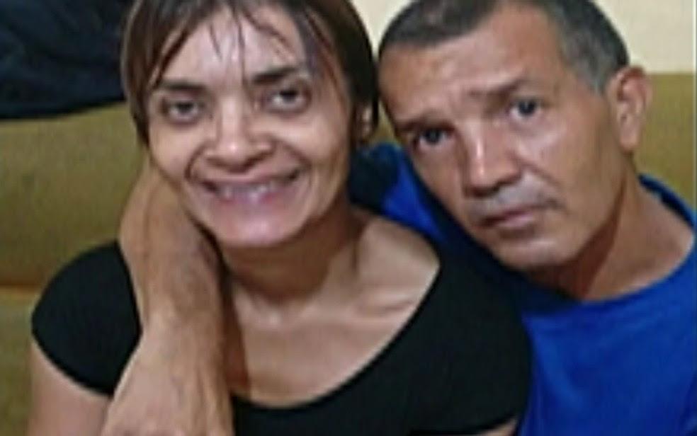 Professora foi morta pelo marido em condomínio de Mogi das Cruzes (Foto: Reprodução/TV Diário)
