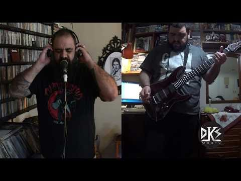 [Videotheque] Uriah Heep-Rainbow Demon cover by Dimitris Skodras, feat Mike Bass