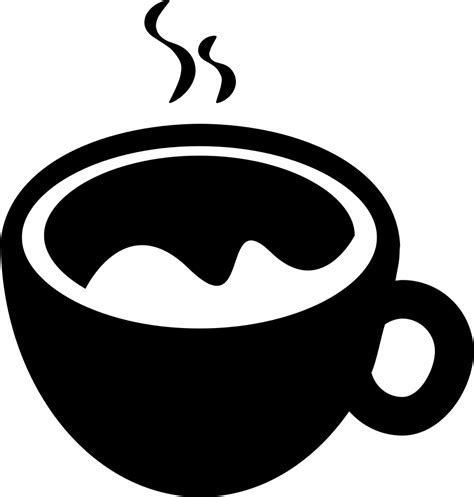 Hot Coffee Cup Svg Png Icon Free Download (#58451