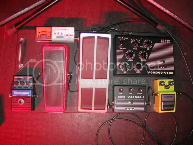 Michael Landau Gear 2007