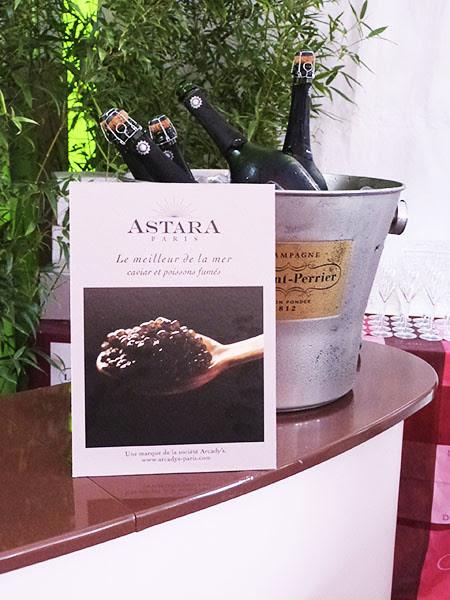 caviar Astara