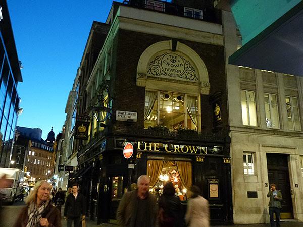 the crown tavern