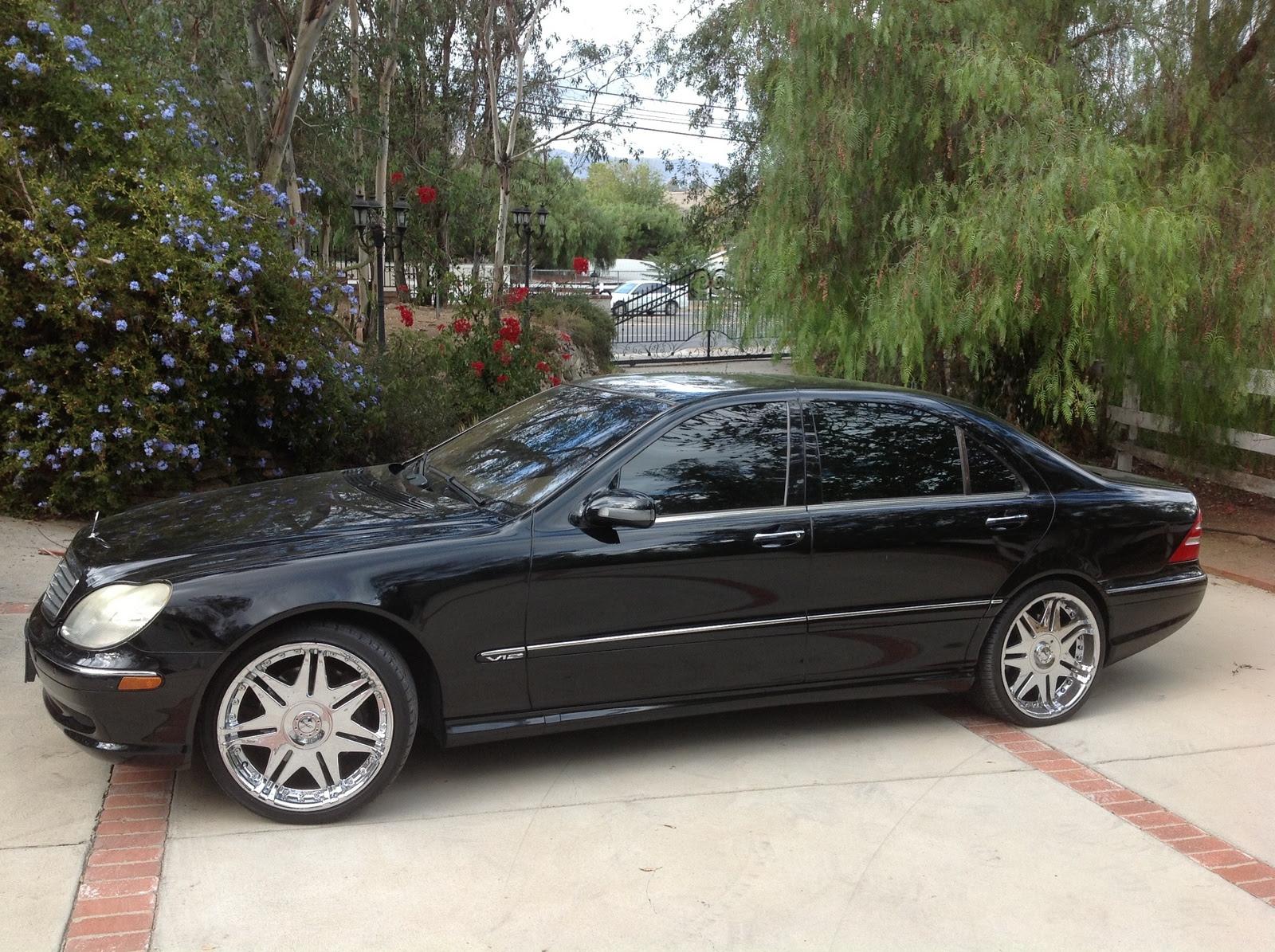 2002 Mercedes-Benz S-Class - Pictures - CarGurus
