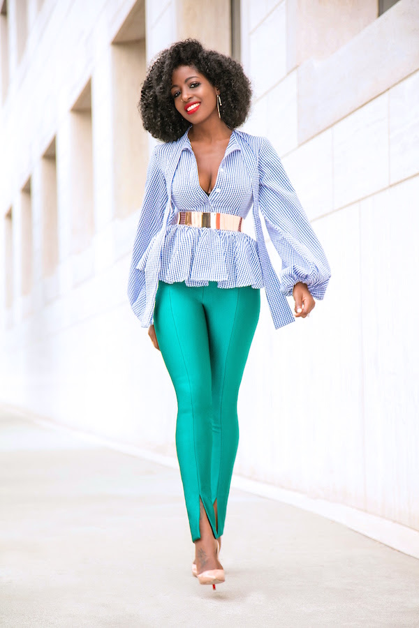 Round Neck Slit Striped Short Sleeve Maxi Dresses aliexpress