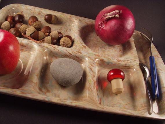 Prolon Melmac Lunch Trays