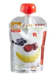 Happy Baby Pouches As Low As 9¢ Each At Publix