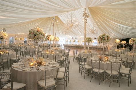 Splendid Decoration Ideas of Tent Wedding ? WeddCeremony.Com