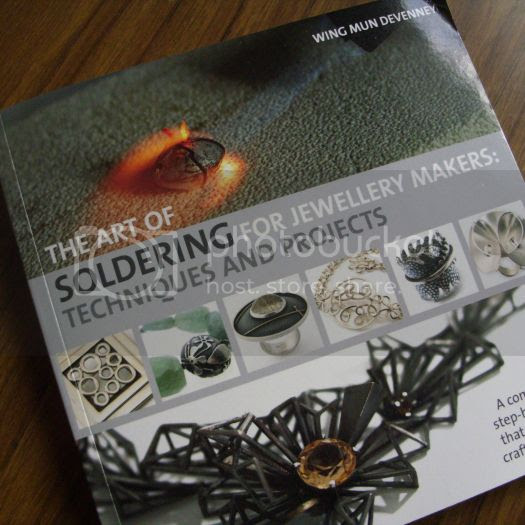 soldering book - Christmas gift 2013