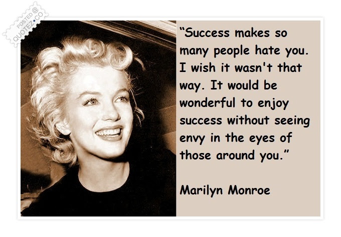 Success Makes So Many People Hate You Success Quote Quotezco