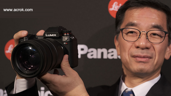Panasonic Lumix S1 Video Converter - Convert 4K and 1080P videos easily