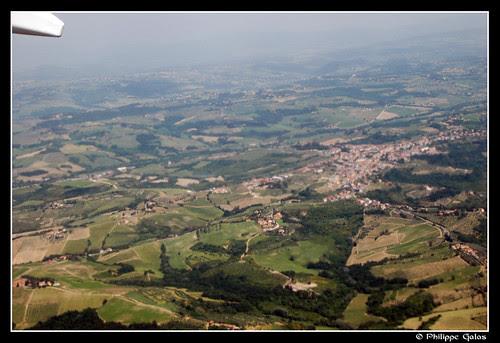 Italie - Florence en approche