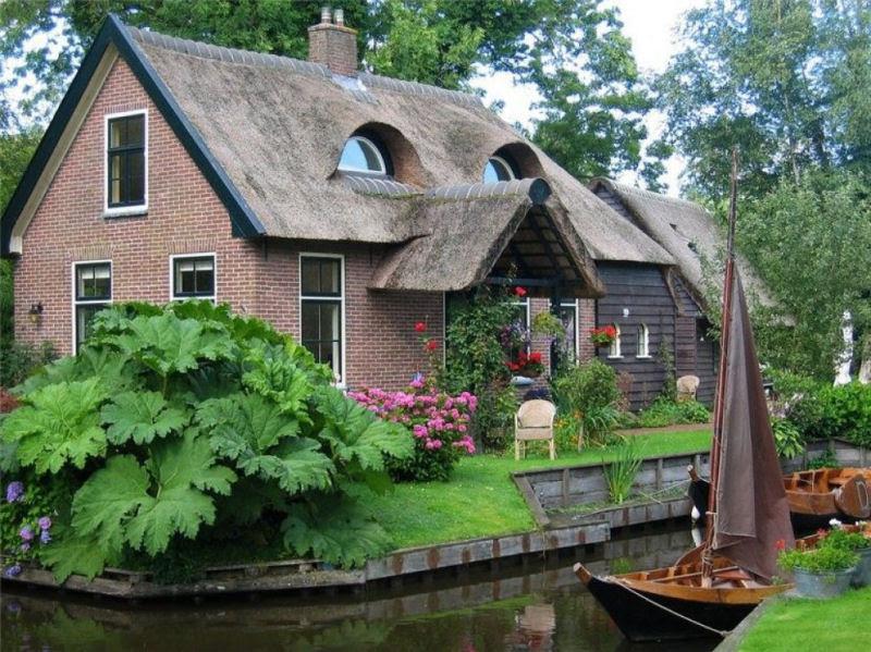 Giethoorn, a Veneza rural da Holanda 35