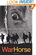 War Horse by Michael Morpurgo book cover