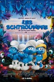 background picture for movie Les Schtroumpfs et le village perdu