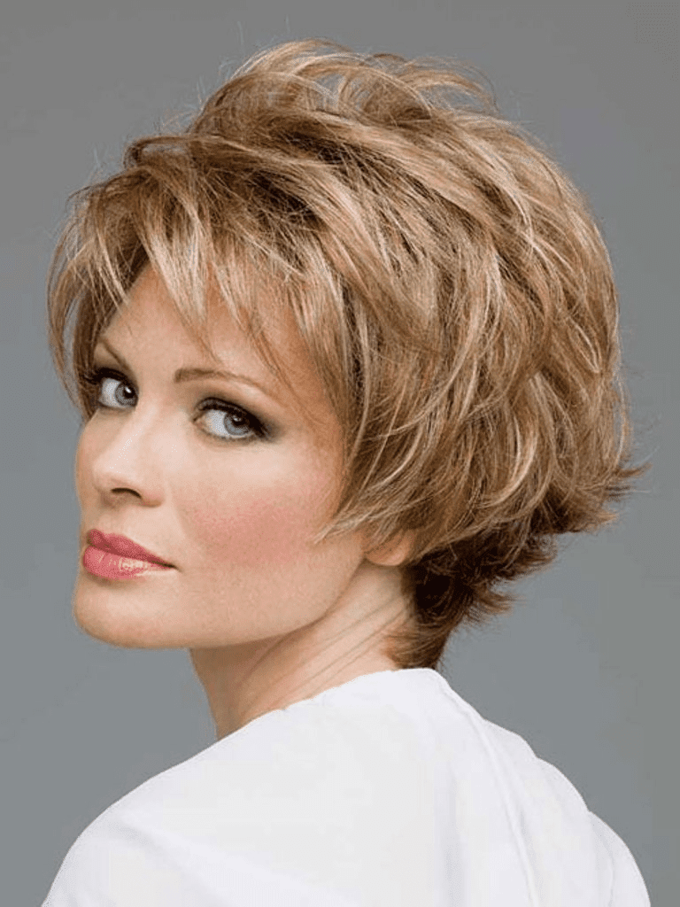Short Hairstyles For Thick Hair Over 18