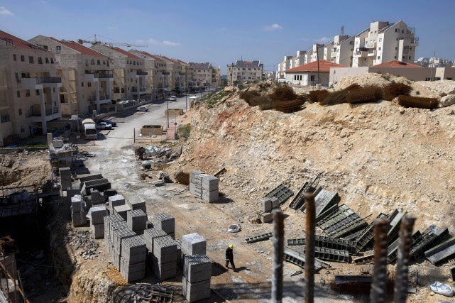 Israël a approuvé la construction de 2500 nouvelles unités... (Photo Oded Balilty, archives Associated Press)