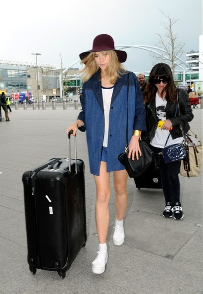 Suki Waterhouse Handbags