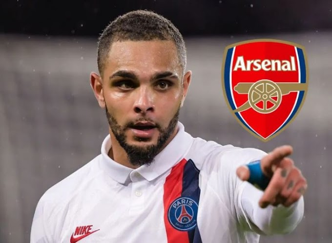JUST IN!! See Details Of Arsenal's Transfer Deal With PSG For Kurzawa
