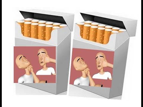 Video Lucu Harga Rokok 50 ribu per bungkus