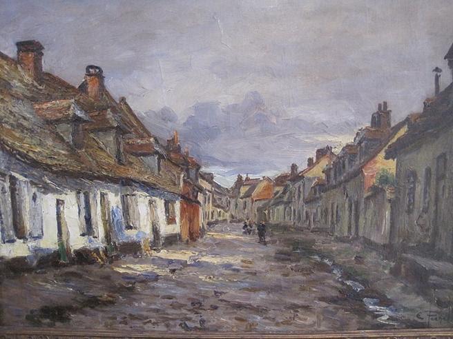 File:Ernest Pernelle, Vieille rue de la ville basse à Montreuil-sur-Mer.JPG