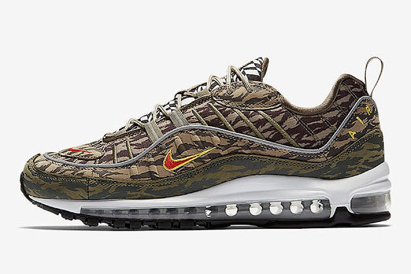 a5702d4678 Nike Celebrates the Air Max 98 With 3 Wild New Colorways