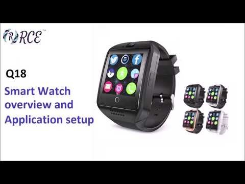 Smartwatch - all questions and answers : How to change the