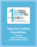 Injection Safety Guidelines from the Centers for Disease Control and Prevention