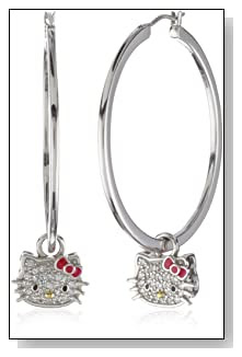 974d09e3d The Uber Hello Kitty Hoop Earrings Handbags And Other Necessities