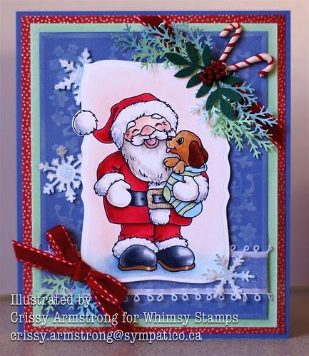 Whimsy Santa front_1