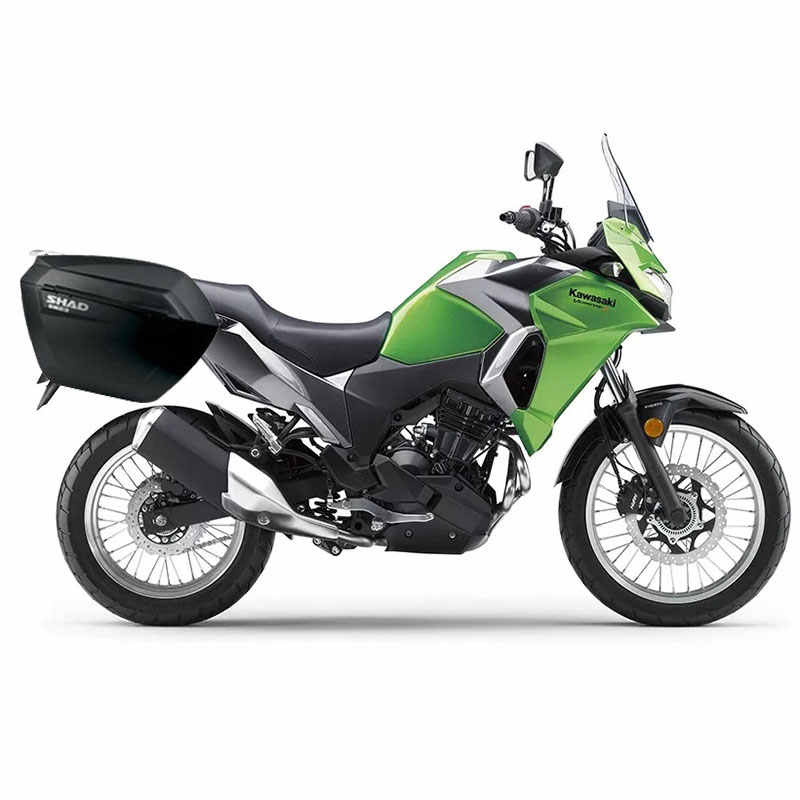 For Kawasaki Versys X300 300x 2017 Shad Sh23 Side Boxsrack