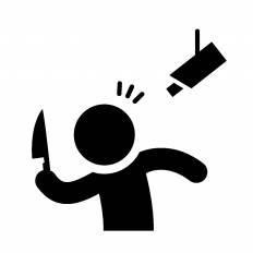 防犯カメラシルエット イラストの無料ダウンロードサイトシルエットac