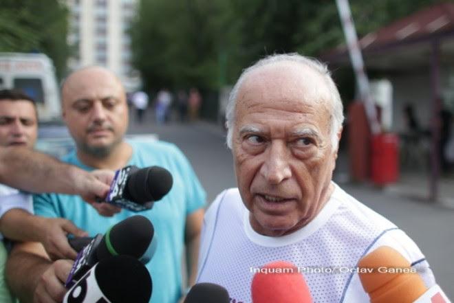 Dan Voiculescu a fost eliberat conditionat: