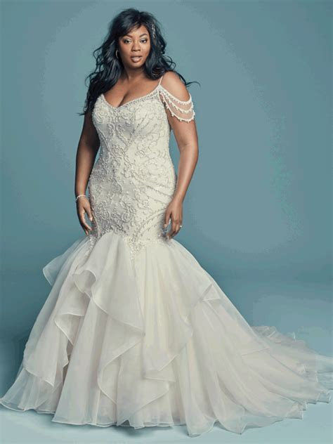 Brinkley Lynette by Maggie Sottero Wedding Dress Bridal