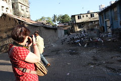 Our Bandra Bazar Garage Dump Now on Italian News Network by firoze shakir photographerno1