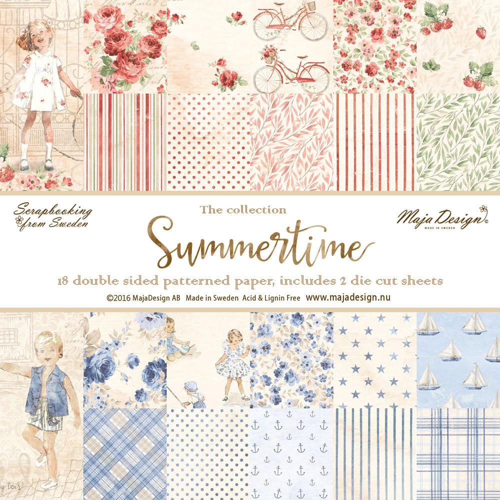 Summertime 6x6 pad